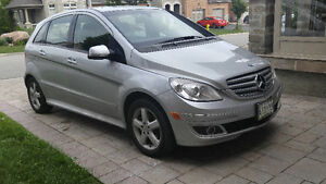2007 Mercedes-Benz B-Class B200 one owner Clean title Certified
