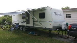 2004 terry trailer 30ft.