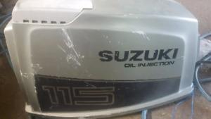 115 hp Suzuki