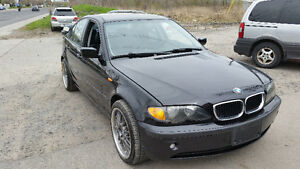 2002 BMW 3-Series 320i Berline