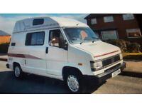 Fiat Ducato (Talbot Express) campervan