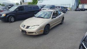 2004 Pontiac Sunfire SL Coupe JUST TRADED IN