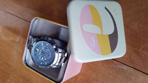 Fossil Watch - Stainless Steel - Brand New