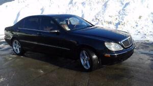 "2000 Mercedes-Benz 500-Series ""2900$"""