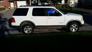 2002 Ford Explorer SUV, Crossover 4x4  PRICED TO SELL