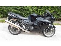 2008 (08) Kawasaki ZZR1400 D8F ABS, 12 Month MOT