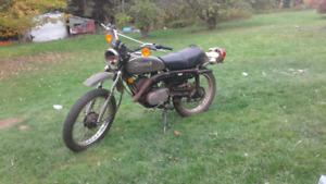 1978 Kawasaki ke100