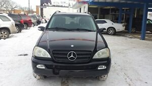 2004 Mercedes-Benz ML350 ML350