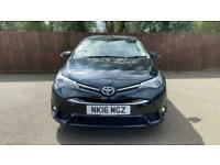2016 Toyota Avensis 1.6D Business Edition 4dr Saloon diesel Manual