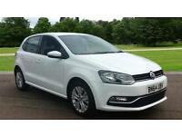 2014 Volkswagen Polo 1.2 TSI SE 5dr Manual Petrol Hatchback