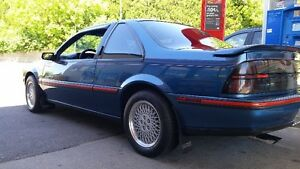 1990 Chevrolet Beretta G.T. Mint Condition Fast Car Kitchener / Waterloo Kitchener Area image 2