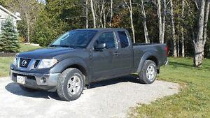 2011 Nissan Frontier SV Pickup Truck