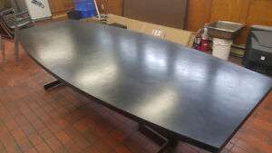 Board Room Table (with optional free chairs)