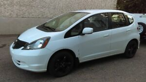2013 Honda Fit (taxes de vente incluse)