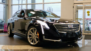 2018 Cadillac CT6 Platinum AWD Sedan - DEMO, LOADED, TWIN TURBO!