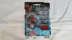Brand New/Rare - HALO - Red Spartan Heavy Weapon - 96838