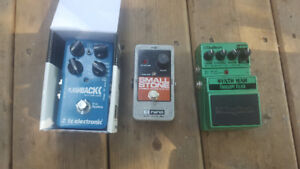 Guitar gear for sale