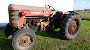 Antique Massey Harris 50 Tractor