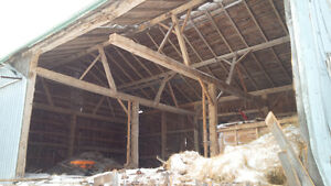 Barn Removal / Demolition *WE BUY BARNS* Kitchener / Waterloo Kitchener Area image 5