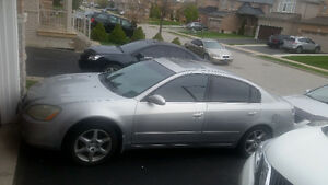 2004 Nissan Altima 3.5se Other