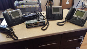 Cisco UC520 and IP Phones