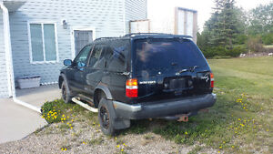 1998 Nissan Pathfinder SUV, Crossover *New Water Pump