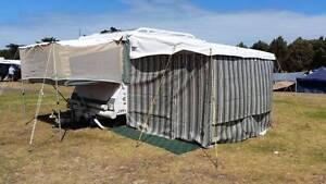 2004 Jayco Eagle Campervan + Annexe & extras Ballarat Central Ballarat City Preview