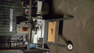 10 inch Rockwell Beaver table saw for sale