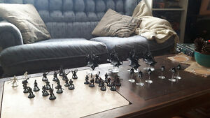Dark Eldar Warhammer 40k Large lot Cambridge Kitchener Area image 1