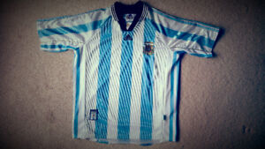 Vintage Adidas Worldcup Soccer Jersey's Large 1998