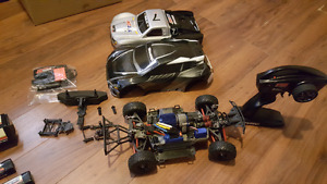 Rc Traxxas revo minnie new for sale  $300 obo