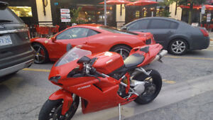 BRAND NEW 2008 DUCATI 1098 ONLY 6000KM ON IT