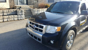 FORD ESCAPE LTD 2011