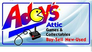 CASH for Video Games / Collectables , Adey's Attic , 36 Pearson