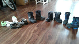 Boys Shoes/Boots Sizes 5-11.5