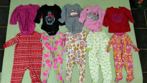 Girl Clothes with 3-6 Month Tags