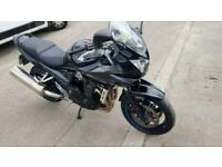2009 59 SUZUKI GSF1250 SA L0 BANDIT ABS 1250 BLACK LOW MILES HPI CLEAR