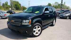 2008 CHEV TAHOE 4X4 LTZ 8 PASSENGER certified etested we finance