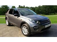 2016 Land Rover Discovery Sport 2.0 TD4 180 SE Tech 5dr Automatic Diesel 4x4