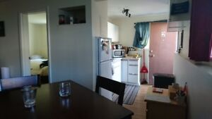 one/two person fully furnished downtown