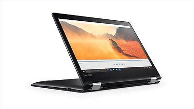 "Lenovo Ideapad Flex 4 14 i5-6200U 2.3GHz 8GB 256GB SSD W10 14"" 80SA0004US-90"