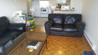 SUBLET OCT 1, 2 bedrooms spacious!! + a bonus for moving