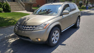 2006 Nissan Murano Gold on Gold SUV, Crossover