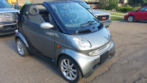 2006 Smart Fortwo Passion Convertible