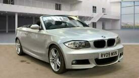 image for 2009 BMW 1 Series 2.0 118i M Sport 2dr Convertible Petrol Manual
