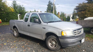 2000 Ford F-150 Pickup Truck, low mileage
