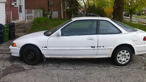 1993 Acura Integra RS Other
