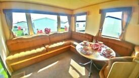 £11,995 REDUCED TO SELL ABI CALIFORNIA CHEAP STATIC HOLIDAY HOME FOR SALE