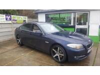 BMW 5 Series 520d 4dr DIESEL MANUAL 2012/61