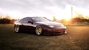 **Wanted** 300zx